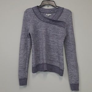 Horny Toad purple wool sweater size M